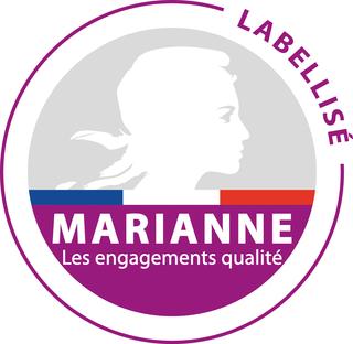 Enquête de satisfaction Label Marianne Janvier 2021