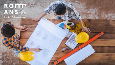 Emploi – Architecte bâtiments
