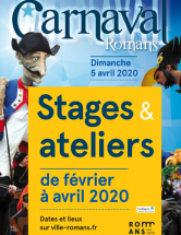 Stages et ateliers carnaval