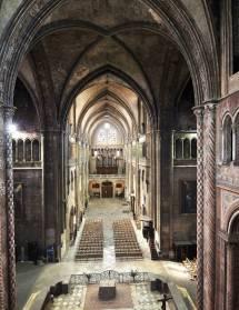 Les trésors cachés de la collégiale Saint-Barnard