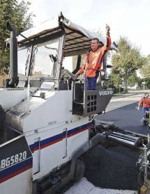 Réunion publique Véolia borne de puisage