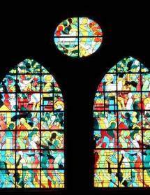 Visite et atelier l'art du vitrail