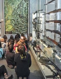 Visite jeune public du musée de la Résistance