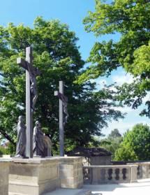 Le chemin de croix monumental de Romans
