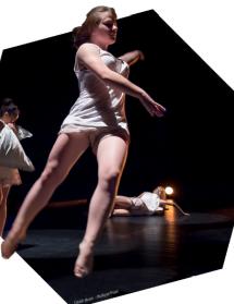 7ème jeunes rencontres de danse contemporaine