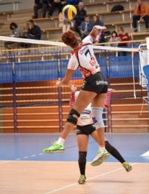 Volley-ball romanais vs Saint-Cloud Paris SF