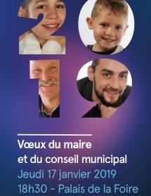 Vœux du maire et du conseil municipal