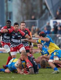 Oyonnax Rugby vs VRDR