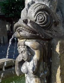 Les fontaines de Romans
