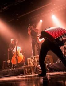 Je Dis Musik : la Tram des Balkans