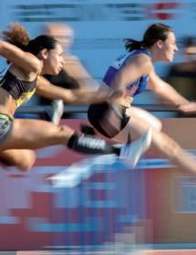Championnats de zone individuel d'athlétisme