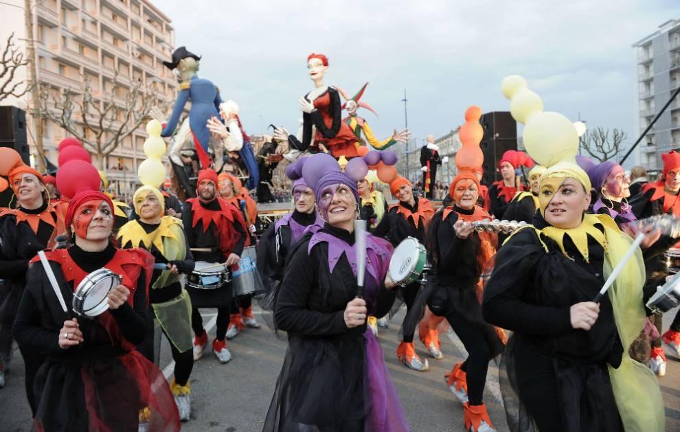 Carnaval 2017,  premiers préparatifs