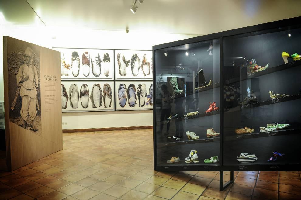 Le musée international de la chaussure à vos pieds