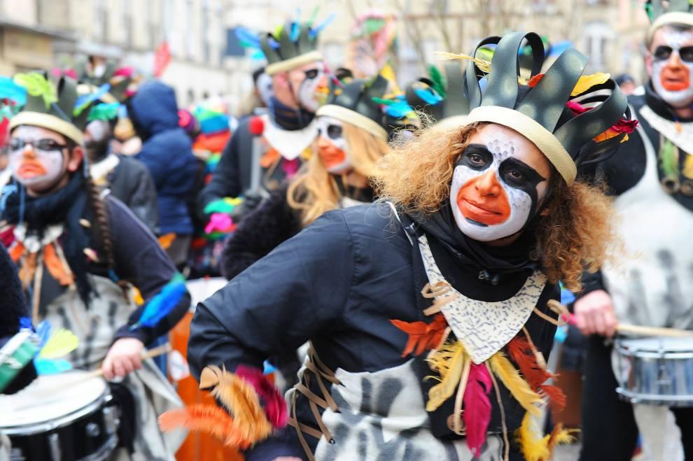 Carnaval se prépare !