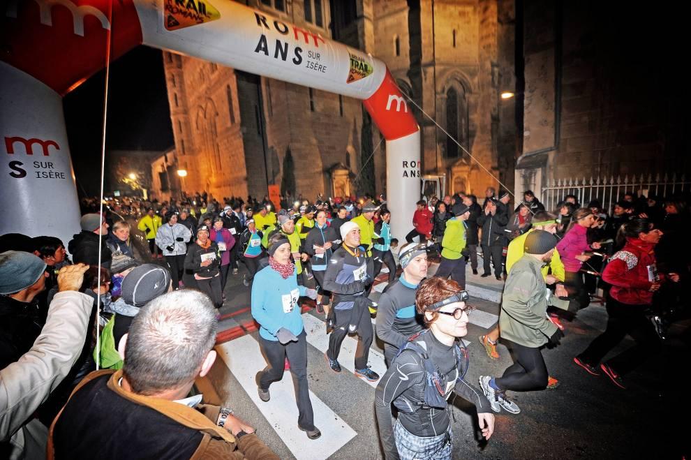 Un urban trail sportif et solidaire