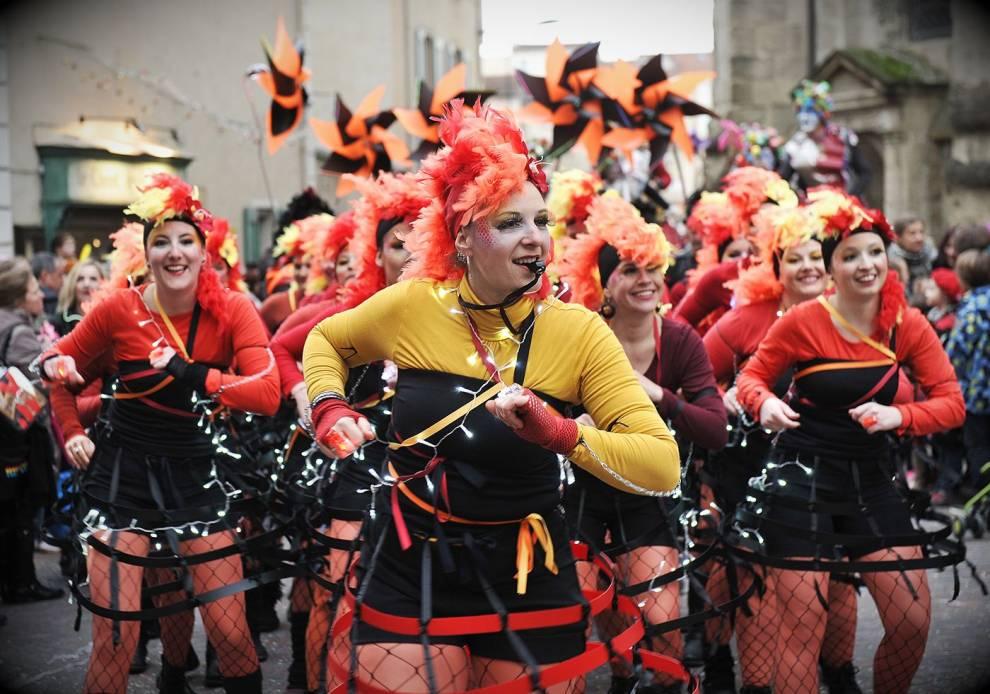 La semaine romanaise : Carnaval et café patrimoine au programme !