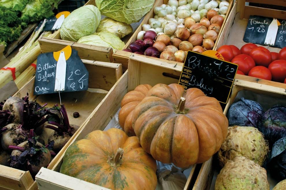 Valoriser les produits locaux sur les marchés
