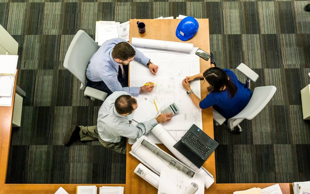 Emploi - Technicien bâtiment projeteur