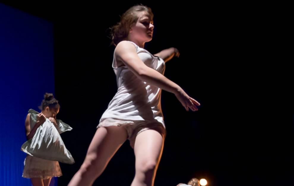 Nouveau : de la danse contemporaine à Romans !