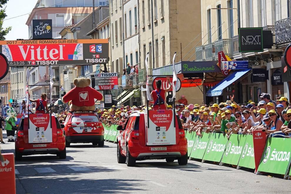 Tour de France : Gros succès populaire