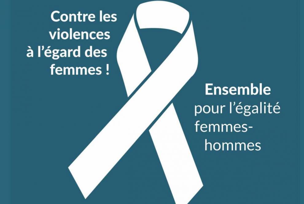 Contre les violences faites aux femmes