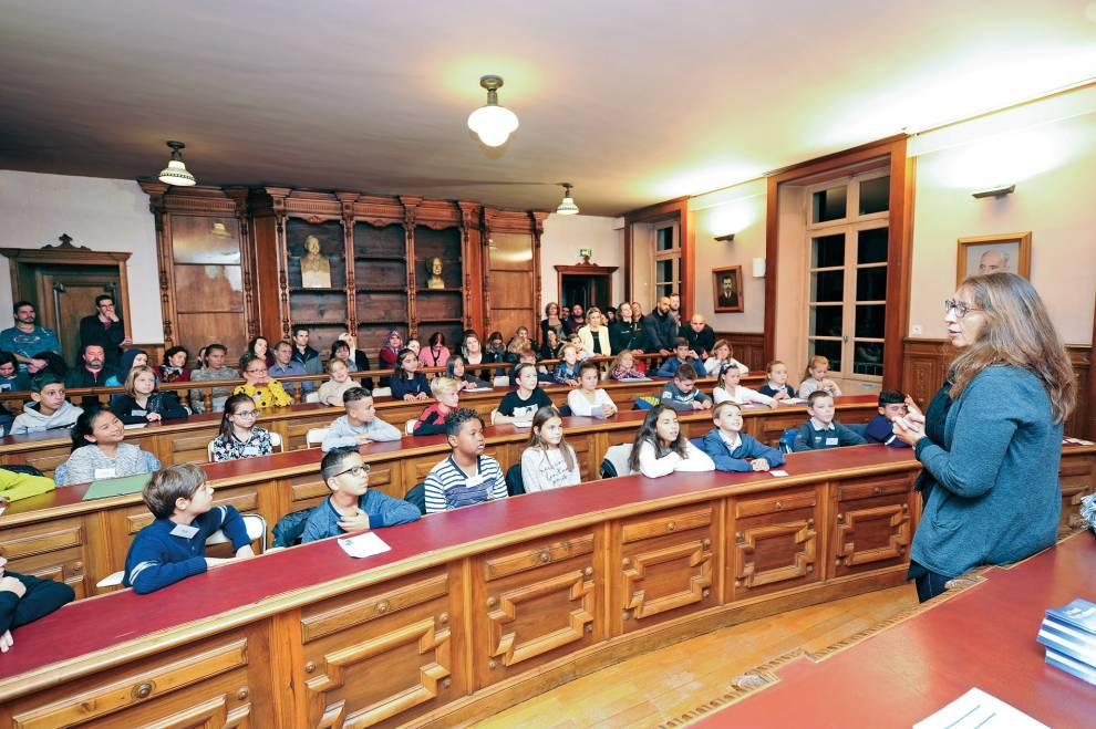 Un nouveau Conseil municipal des jeunes