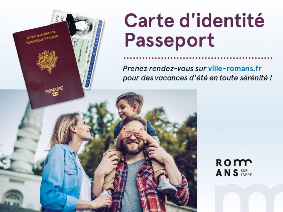 Carte d'identité, passeports… c'est le moment !