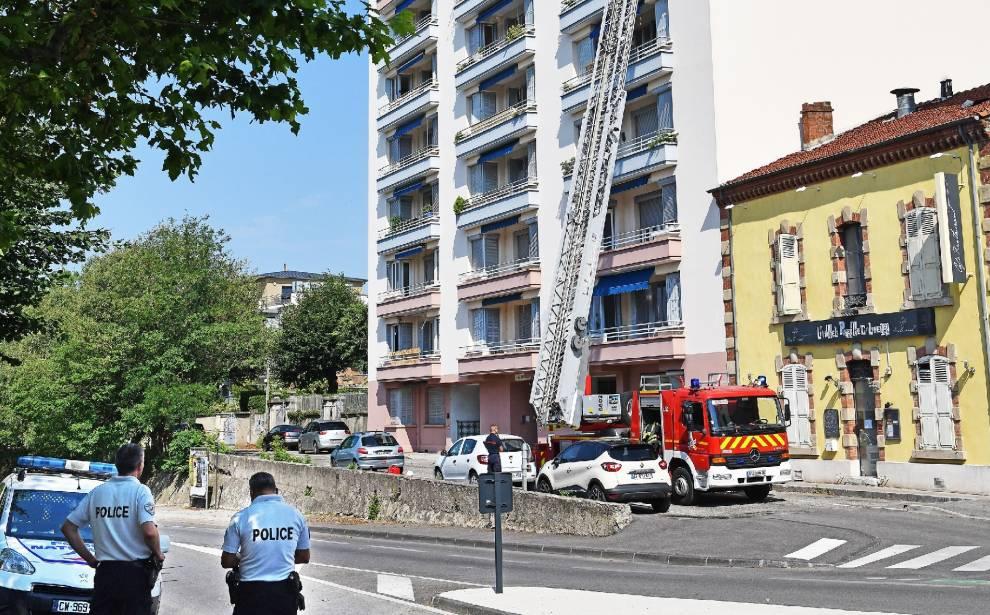 Deux immeubles sinistrés ce week-end.