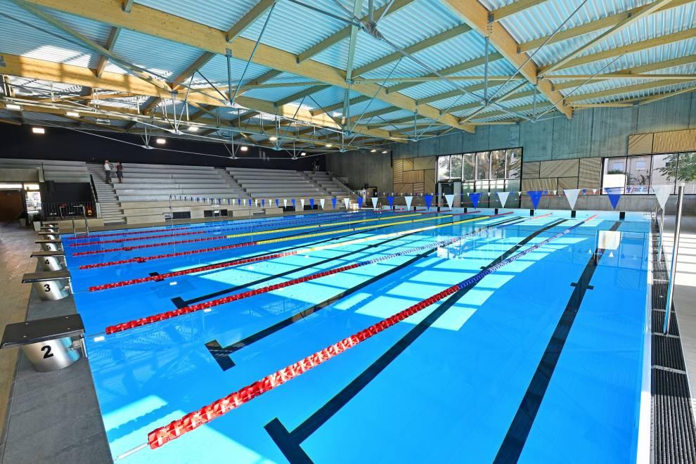 La piscine Serge Buttet