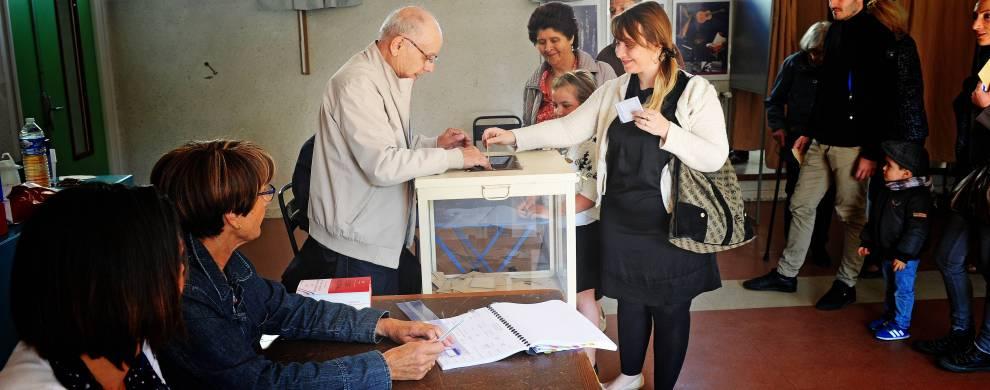 Elections présidentielles 2017, les résultats du 1er tour à Romans
