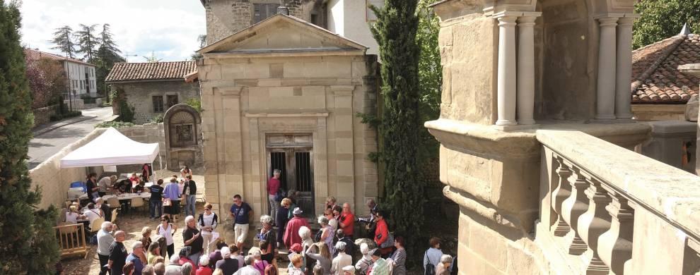 Les Journées Européennes du Patrimoine à Romans