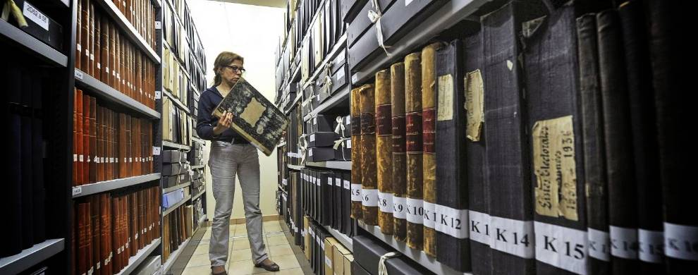Les archives municipales