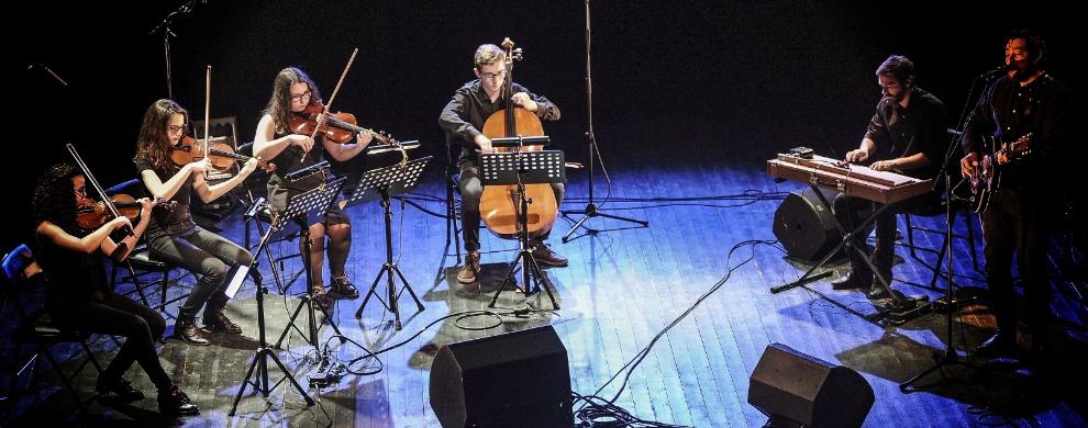 Conservatoire musique et danse