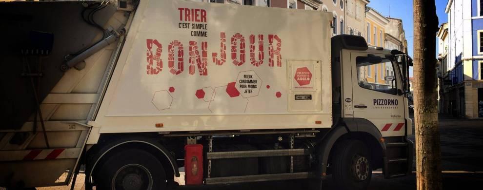 Collecte des déchets: du changement!
