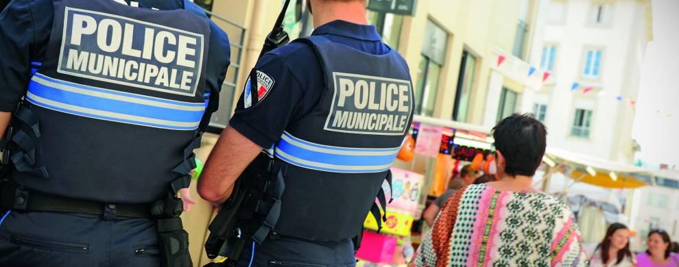 Emploi - Policier municipal (H/F)